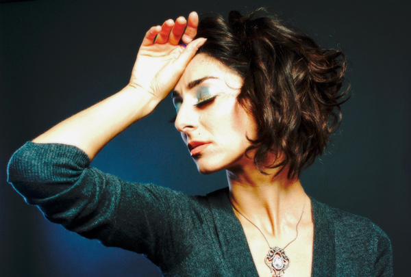 Necar Zadegan - Wallpaper